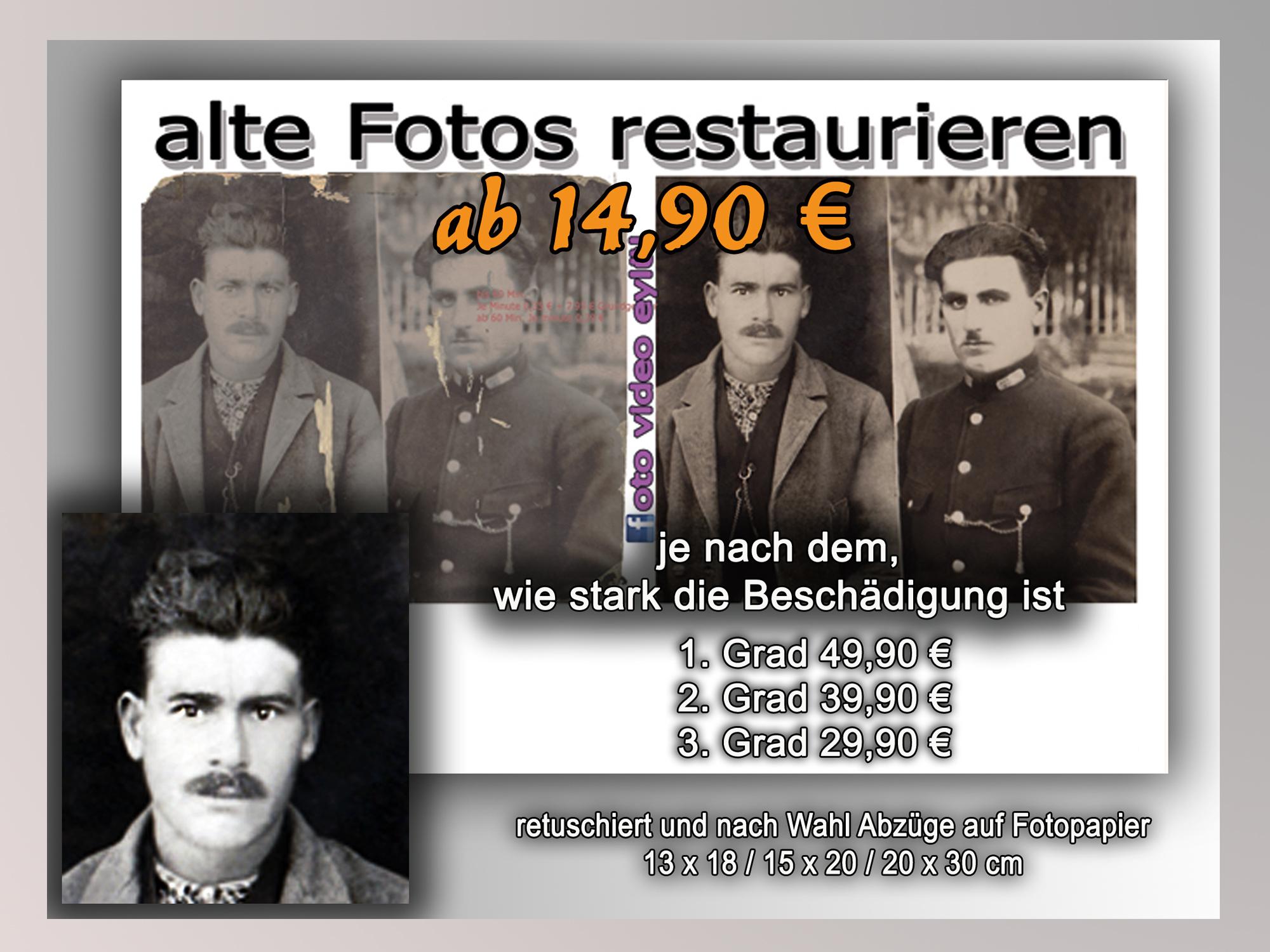 Fotorestaurierung