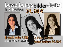 Bewerungsbilder Digital