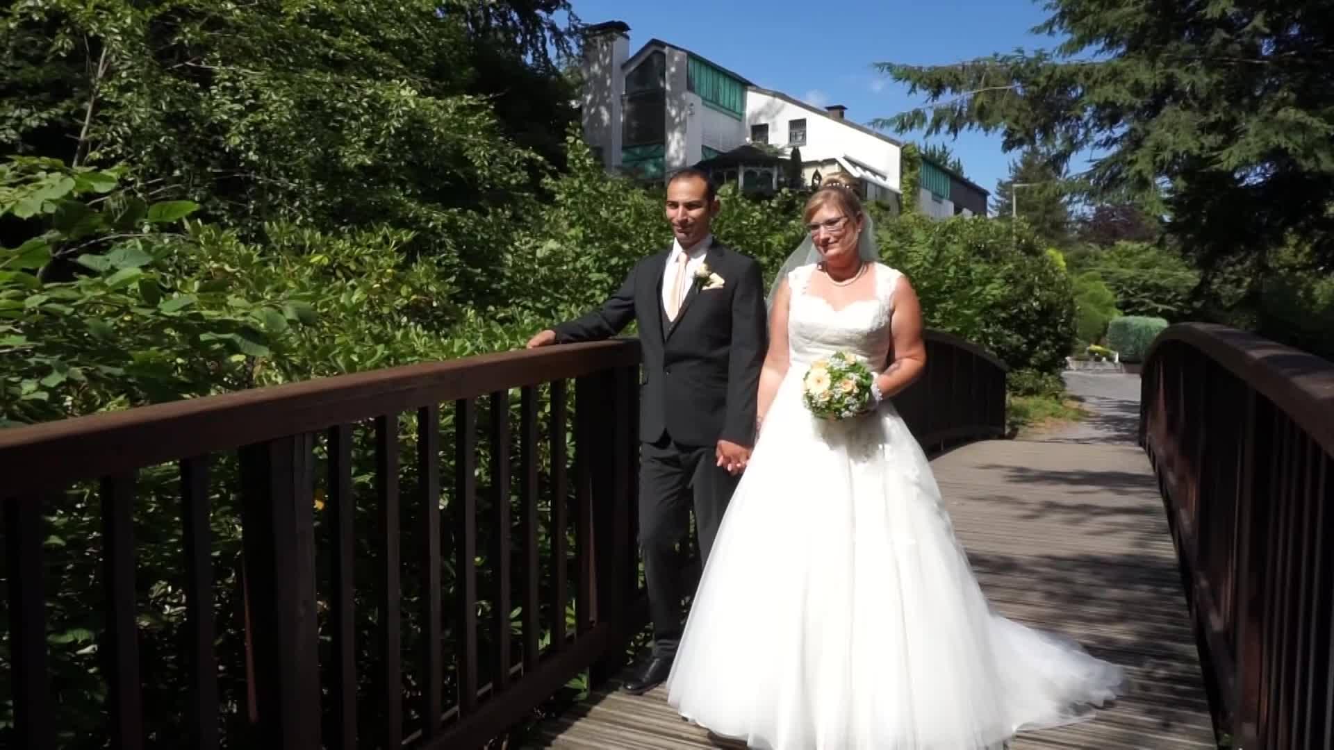 Hochzeitstrailer von Marie und Bülent