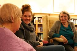 Margaret, Maisie and Maxine