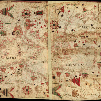 Chart of the Week | Anonymous [Jaume Olives], 1550-60