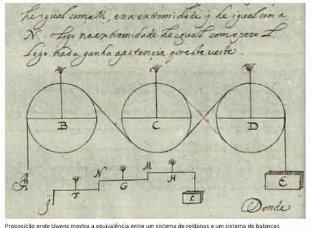 O jesuíta que mudou a Física e a Engenharia em Portugal por Nuno Castel-Branco