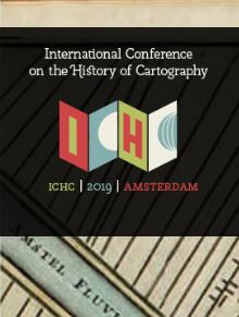 Medea-Chart at the International Conference on the History of Cartography, Amsterdam, last July