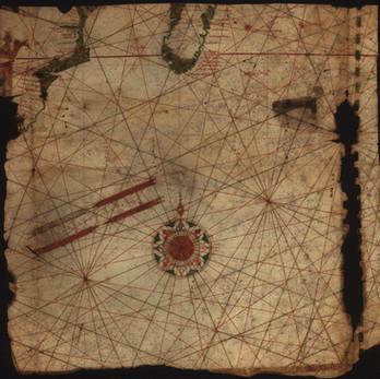 Chart of the Week |  [Sebastião Lopes], c. 1580, Portugal