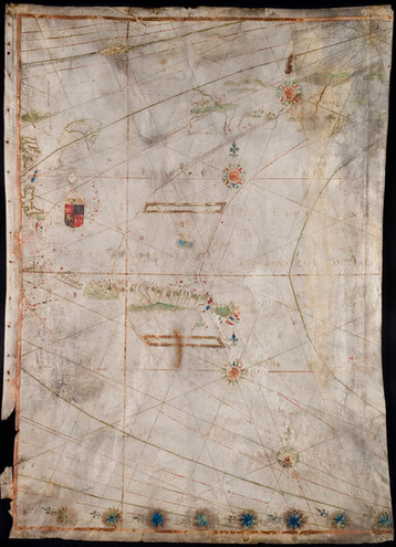 Chart of the Week | Anonymous [Luís Teixeira], c.1585, Portugal