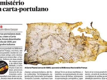 """""""Histórias da Ciência"""" no jornal Público, apartir de Junho 2018"""