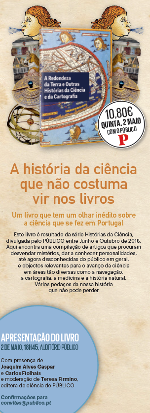 "The compilation of the weekly science and society series ""Histórias da Ciência"" at the dai"