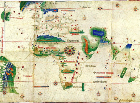 The Cantino Planisphere of 1502 by Gregory C. McIntosh