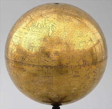 """Johann Schöner's Globe of 1523: The Final Resolution of the Crisis in Renaissance Cosmography&"