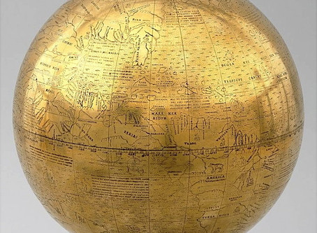 """""""Johann Schöner's Globe of 1523: The Final Resolution of the Crisis in Renaissance Cosmography&"""