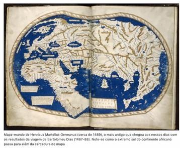 Seria a terra redonda em 1500? por Joaquim Gaspar