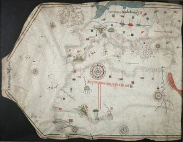 Chart of the week | Chart of Aguiar, 1492, Portugal