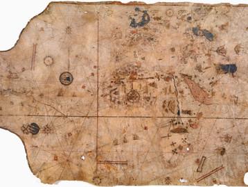 Chart of the Week | Huntington-Maggiolo Planisphere, 1516, Italy