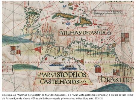 O mapa de Fernão de Magalhães por Joaquim Alves Gaspar