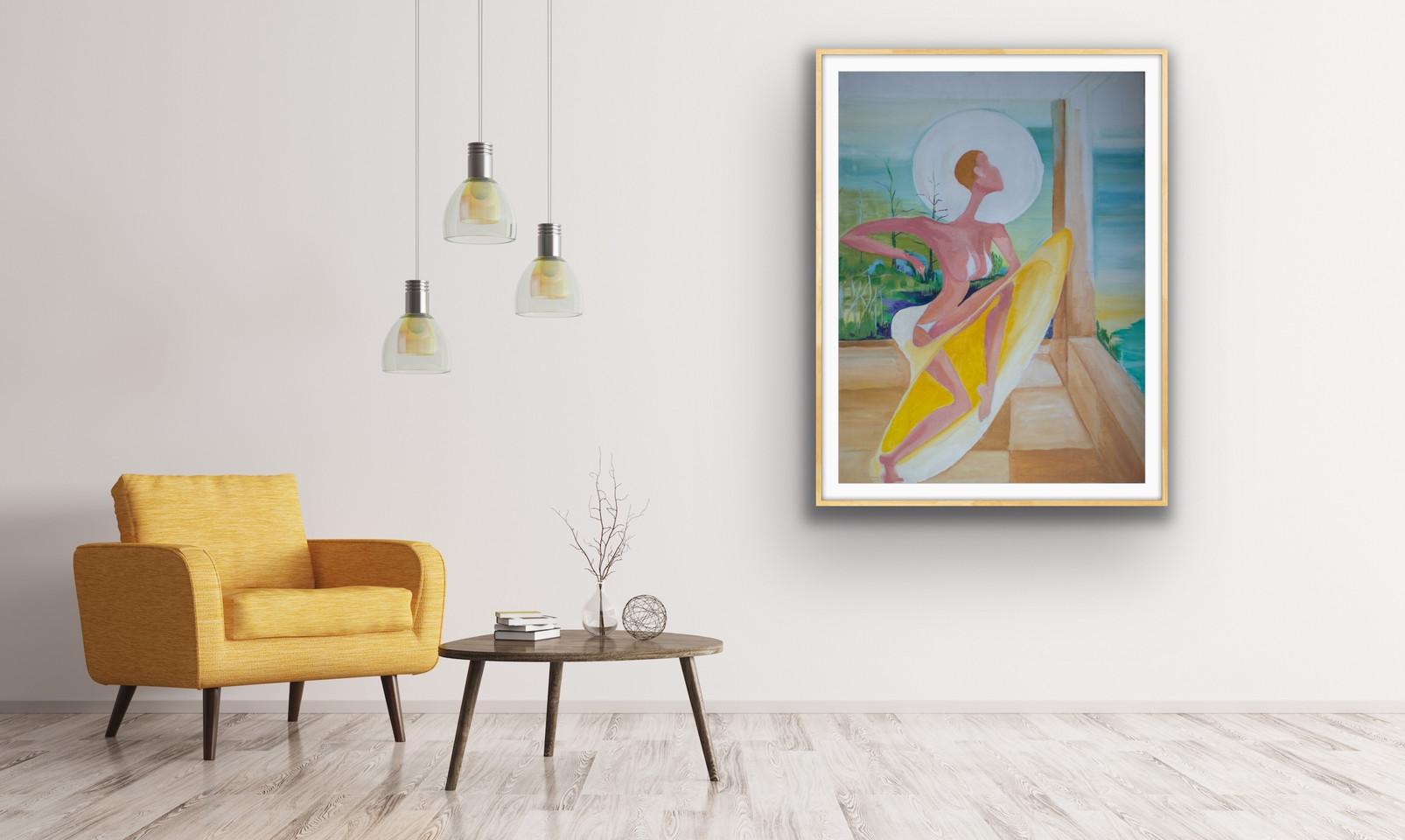 Edwin Fountain in Gold Interior.JPG