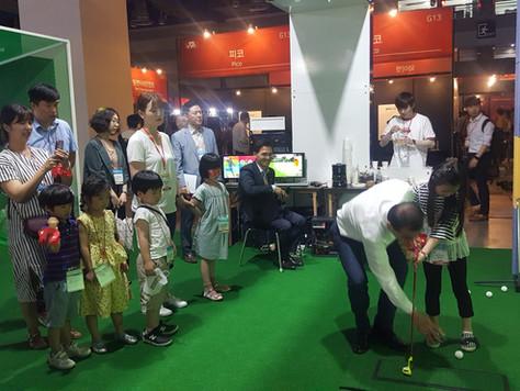 Seoul VR, AR Expo 2019 참여 후기