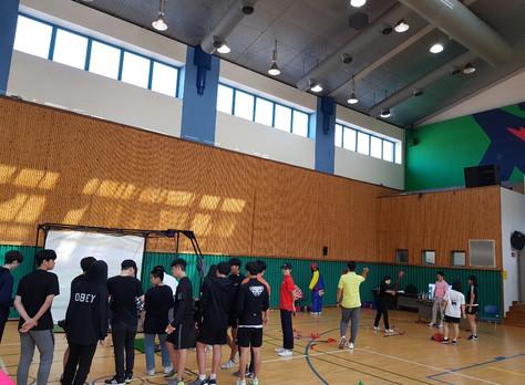 체육진로페스티벌 2019 참여