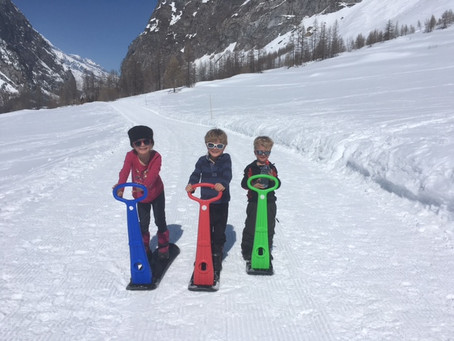 Snow Scooters