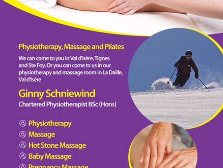 Physiotherapy and Massage Services in Vald 'Isère