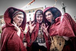 3 edades de una bruja