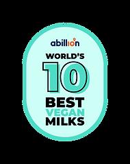 World_s 10 Best Vegan Milks Logo.png