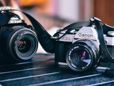 My 5 favorite cameras right now