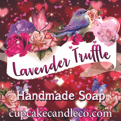Lavender Truffle Luxury Soap
