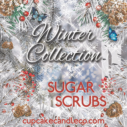 Winter Collection Sugar Scrubs