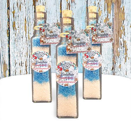 Snowflake Bath Salts