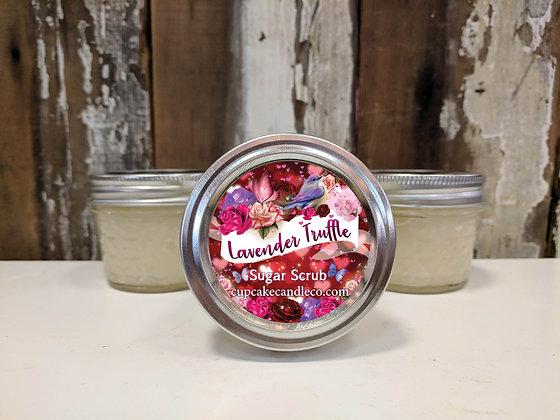 Lavender Truffle Sugar Scrub