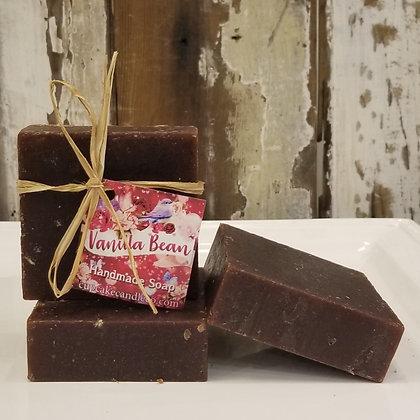 Vanilla Bean Luxury Soap