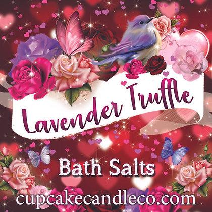 Lavender Truffle Bath Salts
