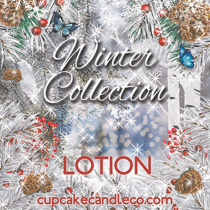 Winter Collection Lotions