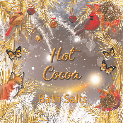 Hot Cocoa Bath Salts