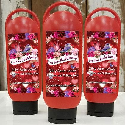 I'm Your Huckleberry Lotion - 8oz