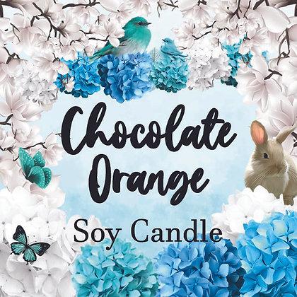 Chocolate Orange Small Jar Candle