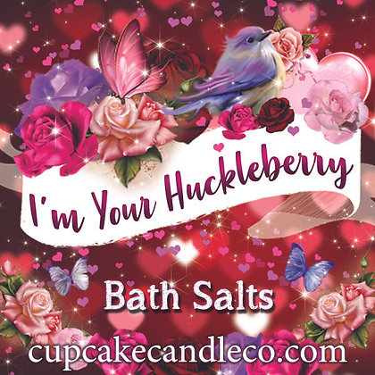 I'm Your Huckleberry Bath Salts