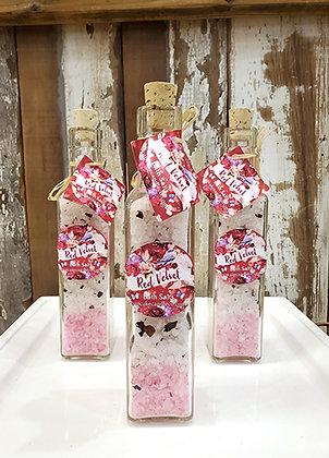 Red Velvet Bath Salts