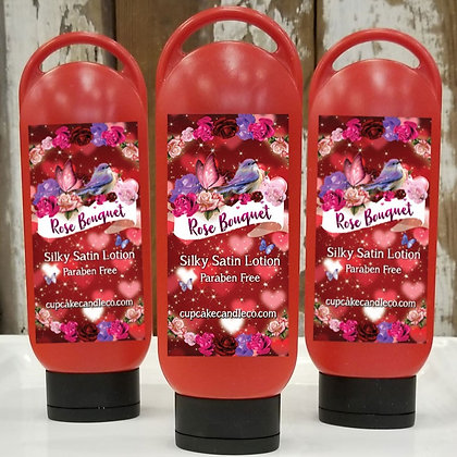 Rose Bouquet Lotion - 8oz