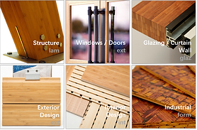 architectural and structural products 1.