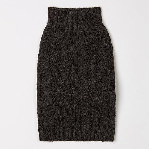 סוודר אלגנטי אפור