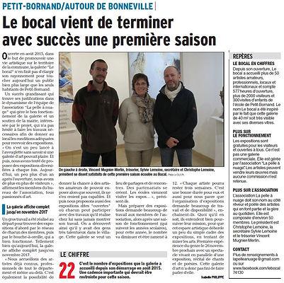 Article Le Dauphiné Libéré su La Pelle à Nuage