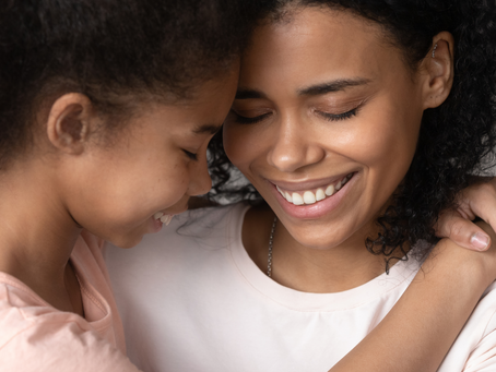 """Mom Hugs"", Science, and the Top Five Benefits of Hugs!"