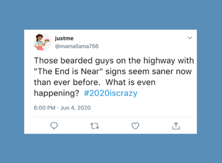 Quarantined Mother on Twitter 2020