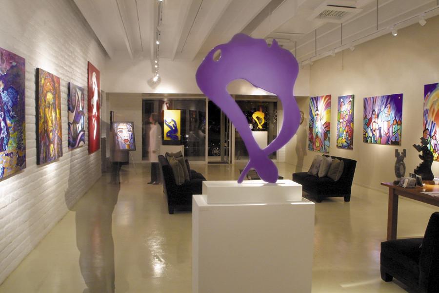 Art Gallery Renovation