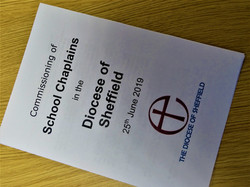Chaplaincy Commissioning Booklet