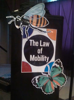 The Law of Mobility ~ Open Space Thechnology