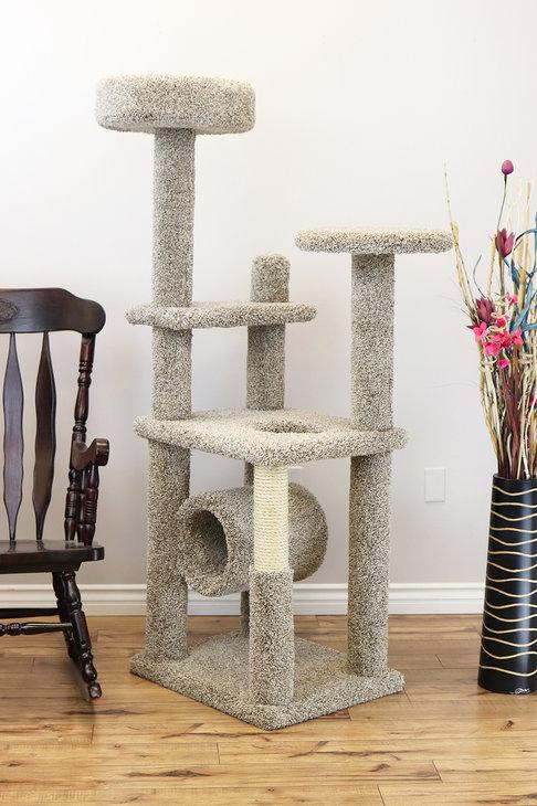Multi Level Cat Tree Playground