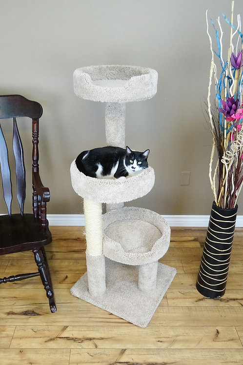 Cats Are Inn Cat Climbing Tree for Large Cats