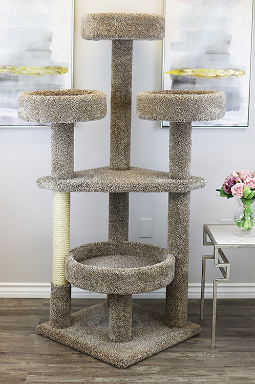 Cats Are Inn Maine Coon Cat Tower